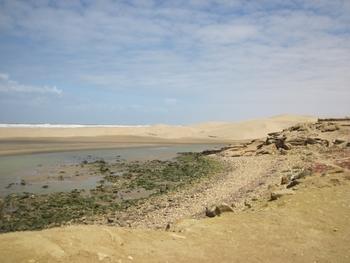 450 Maroc Embouchure où se trouve la source d'eau chaude