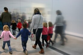 notre sortie au Louvre-Lens - 1