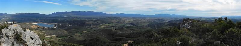 * La Montagne de Santa Magdalena