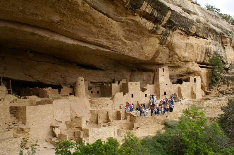 Visiter Mesa Verde NP et ses ruines Anasazi classées à l'UNESCO