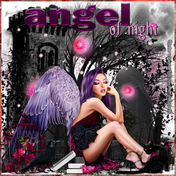 Angel of night