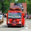 2014 Tour de France. Caravane Pub Courte paille 3