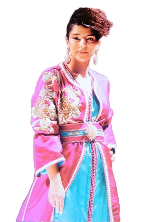 Takchita-marocaine pas cher pour votre mariage oriental TAK-S904
