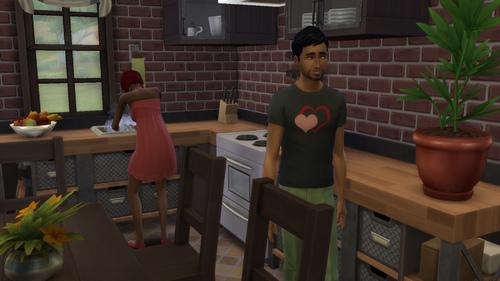 Chapitre 24: L'amour est une chose étrange...