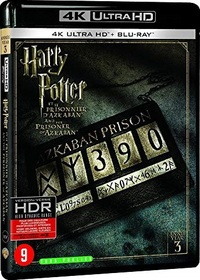 [Test 4K Ultra HD] Harry Potter et le prisonnier d'Azkaban