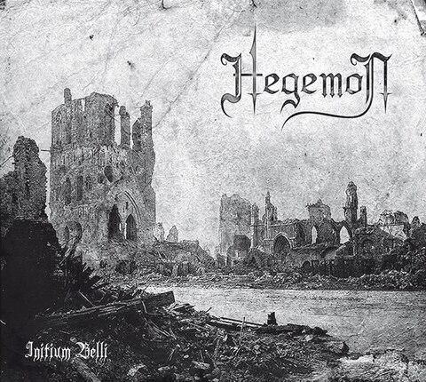 HEGEMON - Les détails du nouvel EP ; titre en écoute