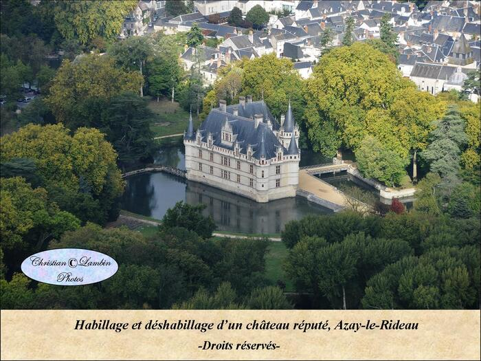 Azay-le-Rideau...