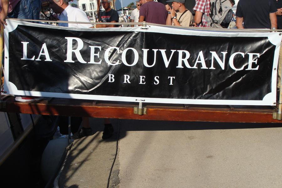La Recouvrance de Brest à Pornic Aout 2013