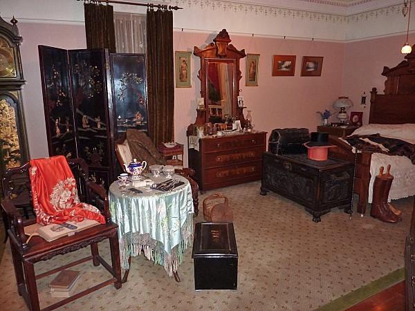 Jour 24 Victoria musée hotel chambre