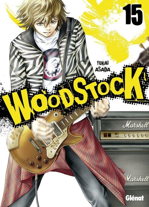 Woodstock - Tome 15 - Yukai Asada