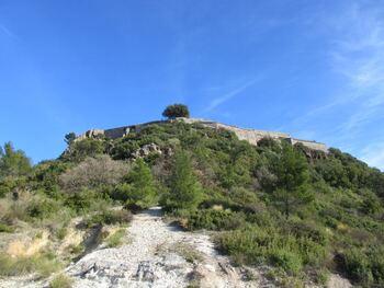 Le fort de Pipaudon