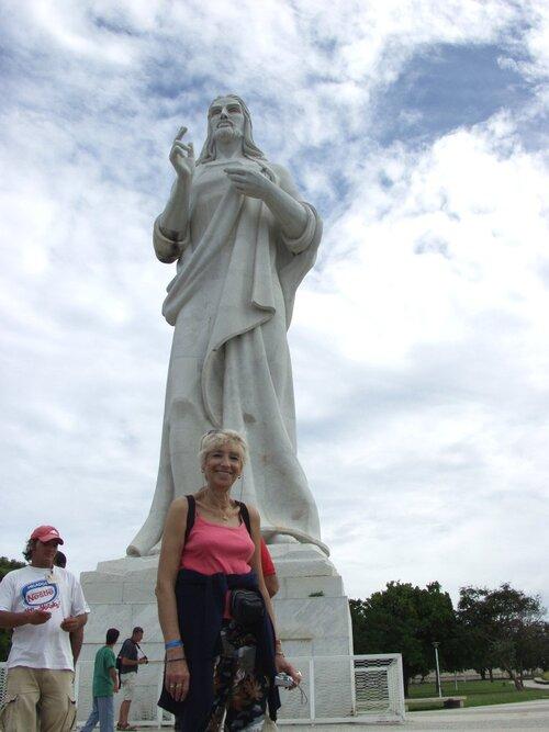 Jacqueline a Cuba nov 2006