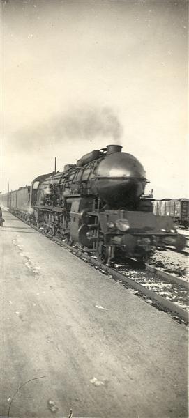 Les vacances en 1935