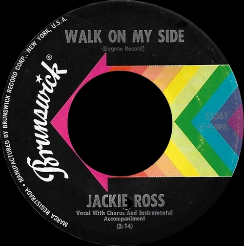"Jackie Ross : CD "" Keep Your Chin Up The Singles Years 1965-1976 "" SB Records DP 127 [ FR ]"