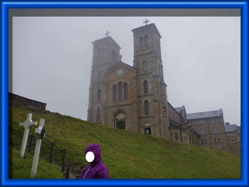 Sanctuaire de Notre Dame de la Salette 38970 La Salette Fallavaux