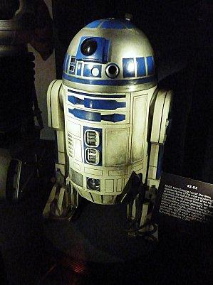 Jour 30 Seattle Musée SFI R2D2