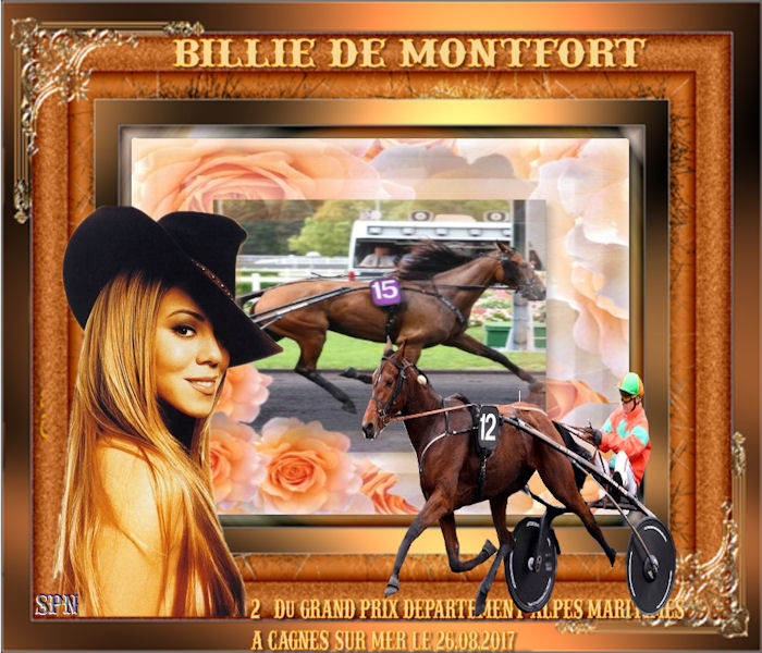 Billie De Montfort  (2)