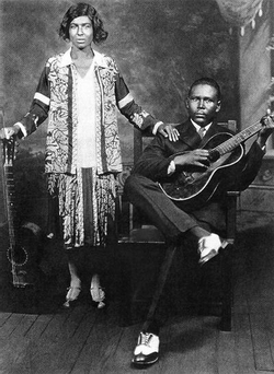 Blues : Memphis Minnie & Kansas Joe McCoy