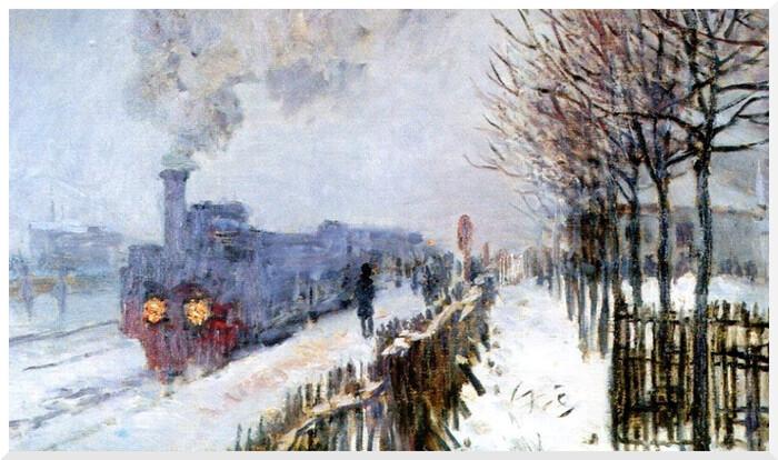 Musée Marmottan Monet. Paris