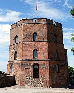Vilnius Gediminas tower