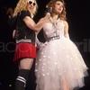 Madonna live tour
