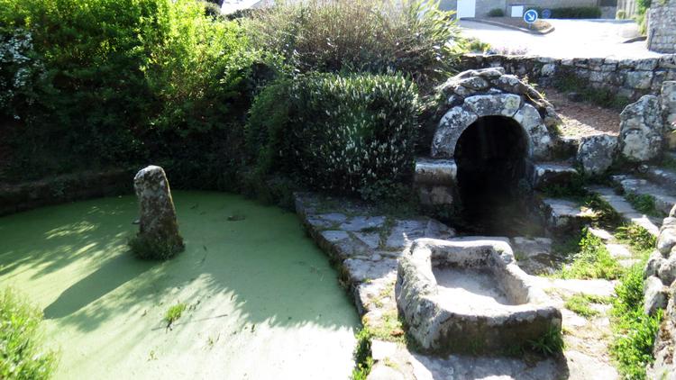 Saint Philibert (Morbihan) dimanche de Pâques le Bourg