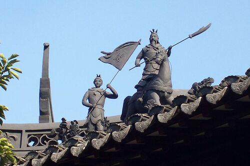 Le jardin du mandarin Yu à Shanghaï (suite et fin)