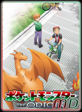 Pokémon The Origin Vostfr