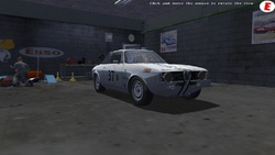 Alfa Romeo GTA 1.6L Alfa DOHC Inline 4