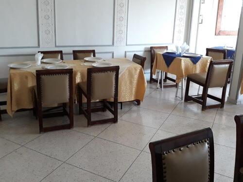 Salle de restaurant au deuxième
