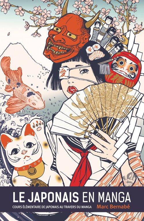 Le japonais en manga - Marc Bernabé