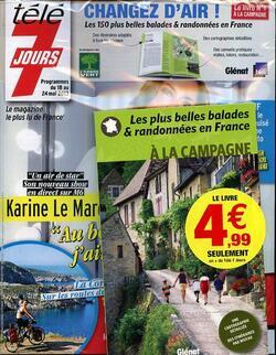 N° 1 Les plus belles ballades & randonnées en France