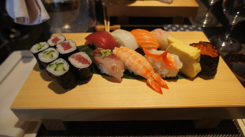 isami le meilleur sushi de paris foodbouffe. Black Bedroom Furniture Sets. Home Design Ideas