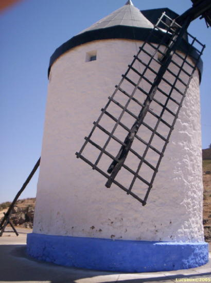 Moulin La mancha