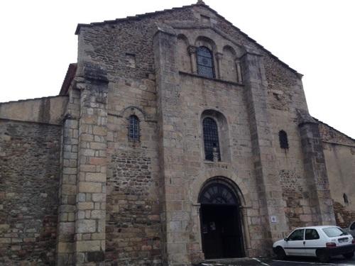 Eglise Romane d'Arlanc