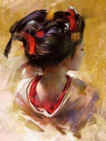 Le monde des geishas ...