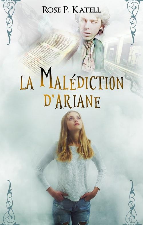La Malédiction d'Ariane : la couverture enfin dévoilée !