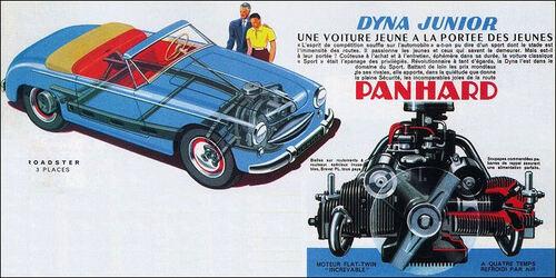 Panhard Dyna Junior