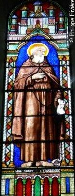 Le Saint du jour : St CYBARD