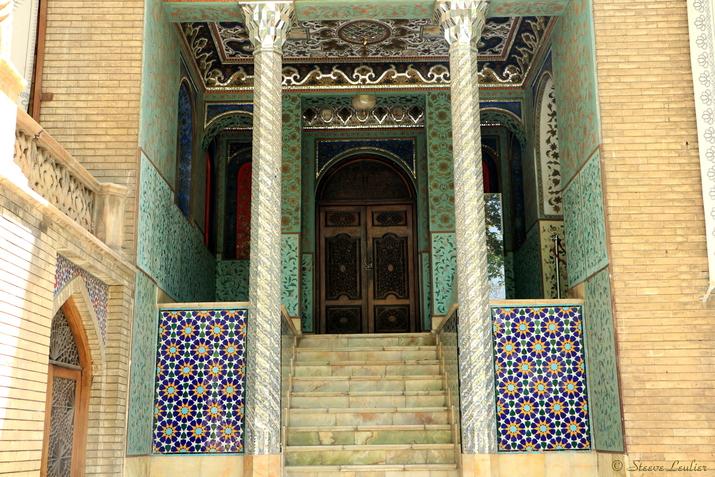 Le palais du Golestan