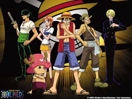 Scans : One Piece