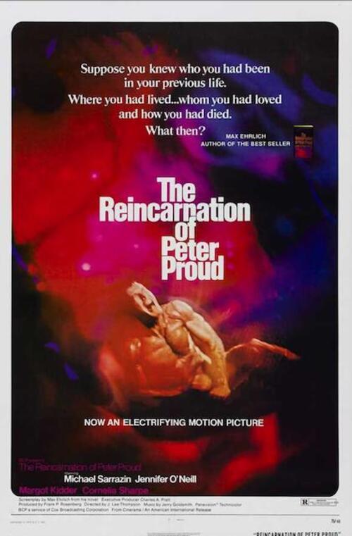 THE REINCARNATION DE PETER PROUD box office usa 1975