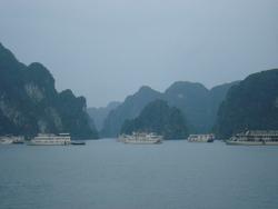 Hanoi et Baie d'Halong (22/11/12 au 27/11/12)