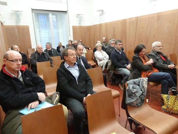 L'Assemblée 2014 du CDESPC