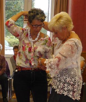 Paella et danses au menu de l'Amicale