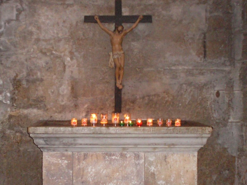 L'église St Vincent