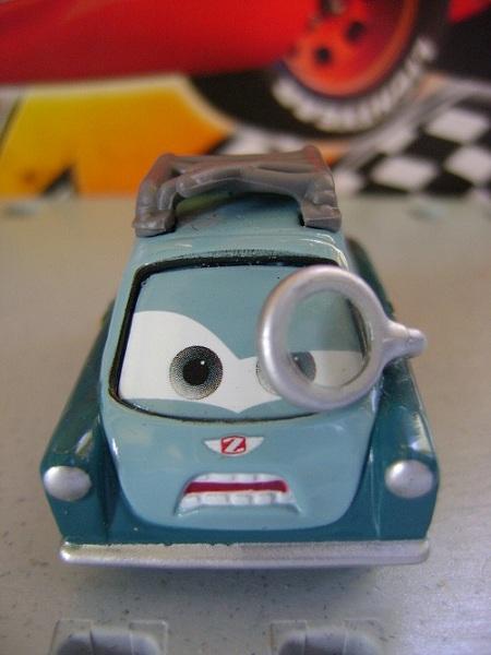 PROFESSEUR ZUNDAPP (Cars 2)