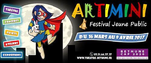 Festival Artimini : des divertissements pour le jeune public