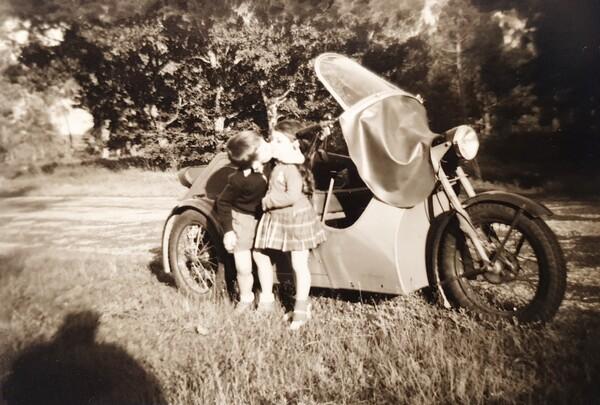 Mon premier baiser 1956