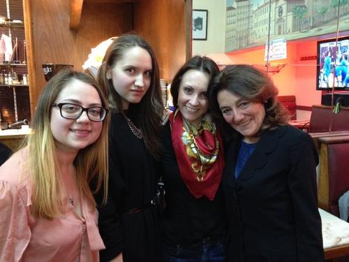 Coup de coeur à Anna Slepykh